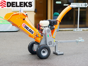 DELEKS Biotrituratore professionale DK-800-LF