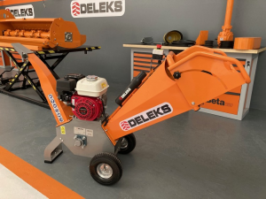DELEKS Biotrituratore professionale DK-500-HONDA