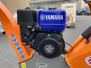 DELEKS Biotrituratore professionale DK-500-YAMAHA