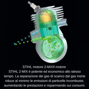 STIHL Motosega MS170