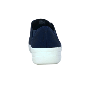 FitFlop - F-SPORTY TM LACE UP SNEAKER - Supernavy Textile