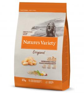 Nature's Variety - Original Dog - Medium/Maxi - Adult - Pollo - 10 kg