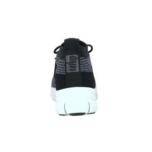 FitFlop - F-SPORTY TM SNEAKER ÜBERKNIT - BLACK/WHITE