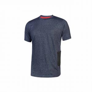 T-shirt da Lavoro UPower Modello Road