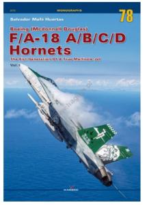 F/A-18 A/B/C/D Hornets