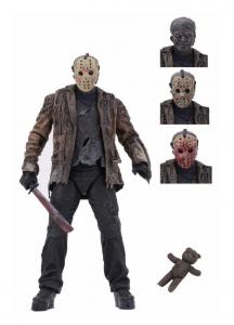 *PREORDER* Freddy vs. Jason Ultimate: JASON VOORHEES by Neca