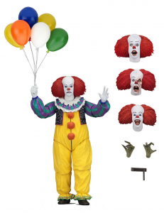 *PREORDER* It 1990 Ultimate: PENNYWISE by Neca