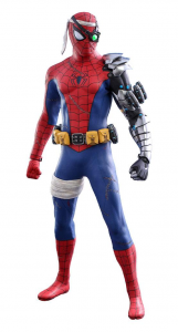 *PREORDER* Spider-Man Videogame: CYBORG SPIDER-MAN (Toy Fair Exclusive) 1/6 by Hot Toys