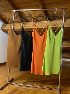 Vestito Corto  Sottoveste Vicolo 6 colori