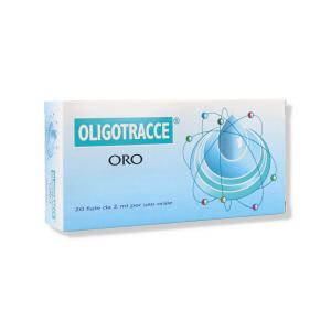 OLIGOTRACCE ORO 20 FIALE 2ML