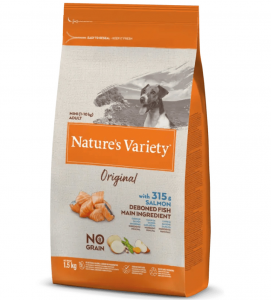 Nature's Variety - Original Dog - No Grain - Mini - Adult - 1.5 kg