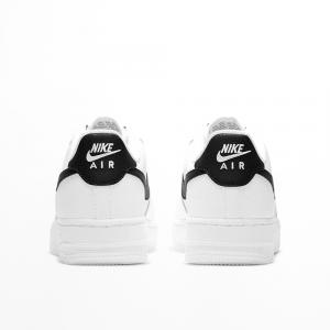 Nike Air Force 1 White/black GS