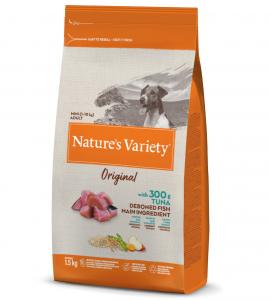 Nature's Variety - Original Dog - Mini - Adult - 1.5 kg