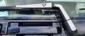 VOLVO Profili spazzole tergicristallo con decorazione Freccia