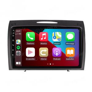 ANDROID autoradio navigatore per Mercedes Classe SLK R171 Mercedes W171 CarPlay Android Auto GPS USB WI-FI Bluetooth 4G LTE