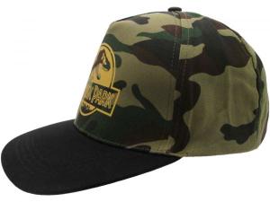 Cappello Jurassic Park militare unica taglia regolabile