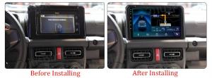 ANDROID autoradio navigatore per Suzuki Jimny 2018-2020 CarPlay Android Auto GPS USB WI-FI Bluetooth 4G LTE
