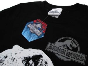 T-shirt Jurassic World T-Rex 3/4 - 5/6 - 7/8 anni