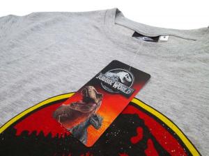 T-shirt Jurassic Park logo XS S M L XL XXL