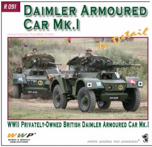Daimler Armoured Car Mk.I