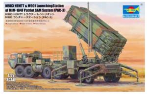 M983 HEMTT & M901 Launching Station