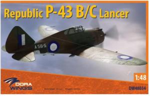 Republic P-43 B/C Lancer