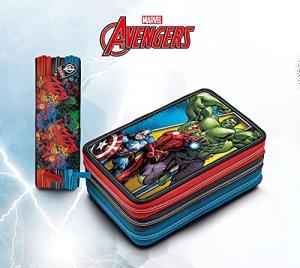 Astuccio Triplo Avengers Giochi Preziosi 2021 2022