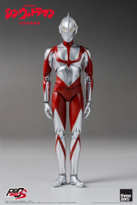 *PREORDER* Shin Ultraman FigZero S: ULTRAMAN by ThreeZero