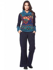 Pantalon femme | Baba Design Pantalon d'hiver