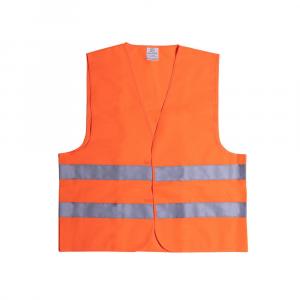 Gilet Catarifrangente Giallo/Arancione