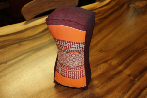 Cuscino in cotone thai mod. caramella (CHINESE PILLOW)