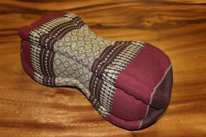 Cuscino in cotone thai a punte (PAPAYA PILLOW)