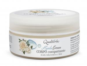 Hyalu-Cream Corpo Compattante all'Acido Ialuronico e Aloe 200 ml