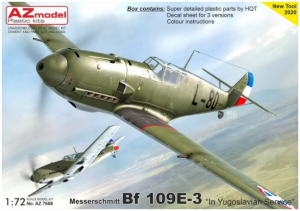 Messerschmitt Me-109E-3