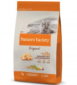 Nature's Variety - Original Cat - Adult - Pollo - 7 kg