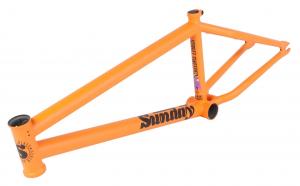 Sunday Street Sweeper Telaio | Colore Fluo Orange