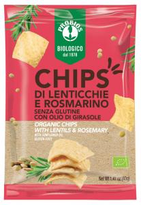 PROBIOS CHIPS DI LENTICCHIE/ROSMARINO
