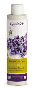 Bio Shampoo sostantivante intenso 200 ml alla Lavanda e The Verde