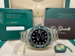 ROLEX  Submariner Date 126610LV