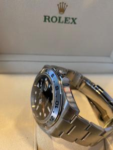Orologio primo polso Rolex Explorer 2