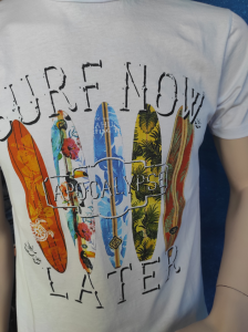 T-shirt uomo Andrea Des