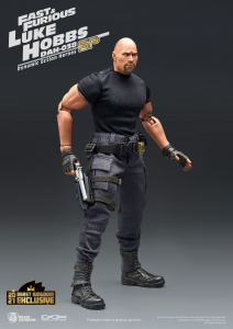 *PREORDER* Fast & Furious Dynamic 8ction Heroes: LUKE HOBBS (Limited Edition) by Beast Kingdom