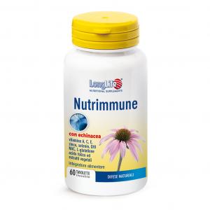 LONGLIFE NUTRIMMUNE 60 TAVOLETTE