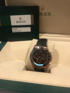 Orologio primo polso Rolex Cosmograph Daytona