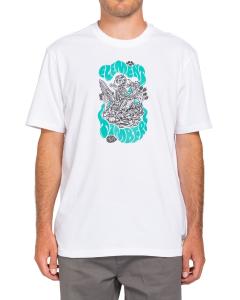 T-Shirt Element Trip SS White
