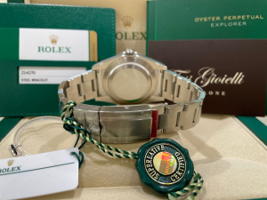 Rolex EXPLORER 1 214270  39mm Full Stikers