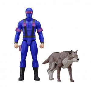 *PREORDER* G.I. Joe Ultimates: SNAKE EYES (Real American Hero) by Super7
