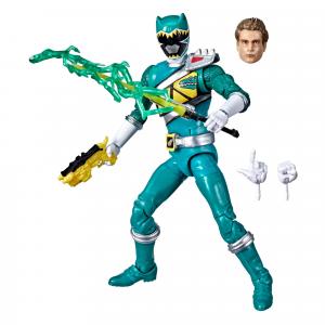 *PREORDER* Power Rangers Lightning: GREEN RANGER MERCURY by Hasbro