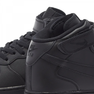 Nike Air Force 1 Mid '07 Total Black