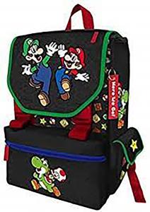 Zaino Estensibile  Super Mario e Luigi 2021/2022